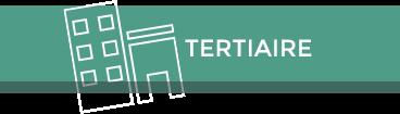 TERTIAIRE bouton