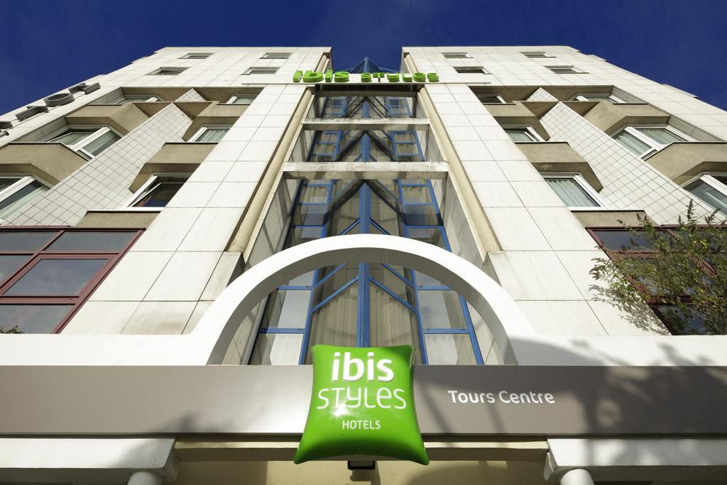 Ibis Styles Tours Centre H8011